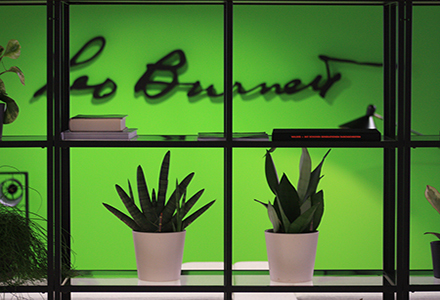 Leo Burnett – Officegestaltung
